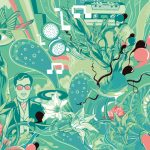 20 tropical graphics to help you dream about the upcoming summer