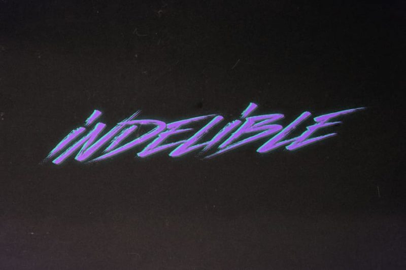 Indieground's Indelible Font 2