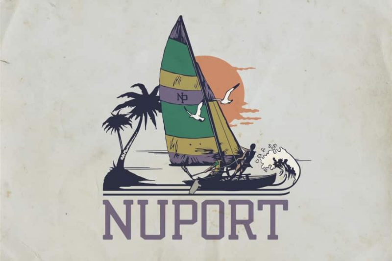 Indieground's Nuport Font 2